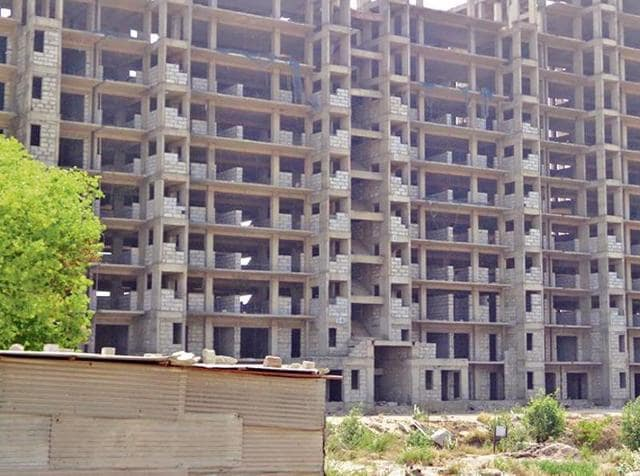 sustained pressure,Haryana government and buyers,AN Buildwell