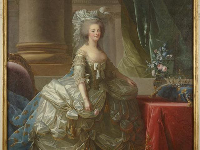 A Queen in Versailles