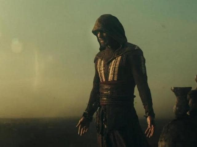 Watch: Michael Fassbender slays in the new Assassin's Creed