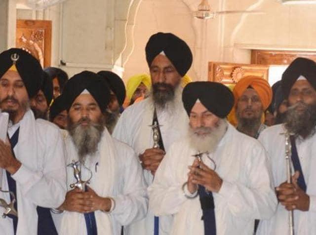 Panj Pyaras,Sarbat Khalsa,SGPC