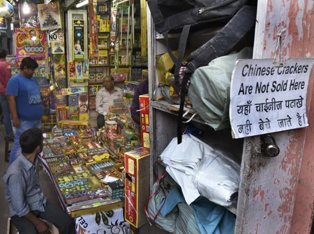 China,Chinese Goods,India