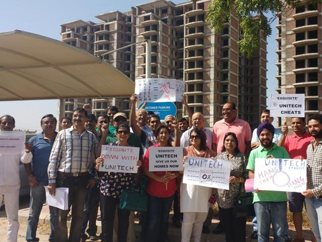 The court ordered the refund of Rs 16.5 crore to 39 buyers who had invested in Unitech's Vista project in Gurgaon years ago, but are yet to get possession of their flats.