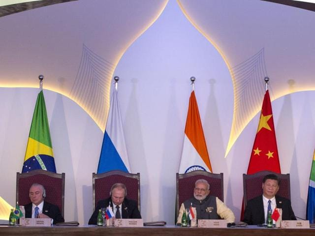 India breathed legitimacy and substance into an otherwise 'hallow and moribund acronym organisation' by bringing regional countries - Bangladesh, Sri Lanka, Thailand, Myanmar, Nepal and Bhutan - together with the major emerging economies of the BRICS, the Chinese daily said.