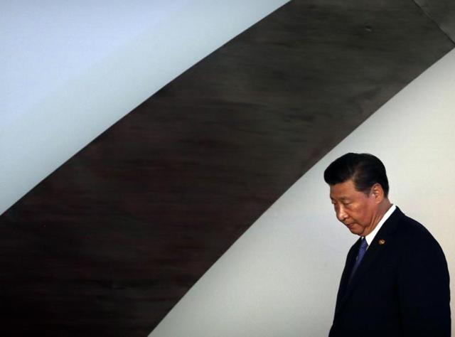 Xi  is being held up as a paragon of frugality and selflessness