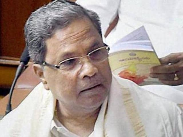 Chief minister Siddaramaiah on Tuesday said there was no water in the state's reservoirs, after the Supreme Court asked Karnataka to continue releasing water to Tamil Nadu.