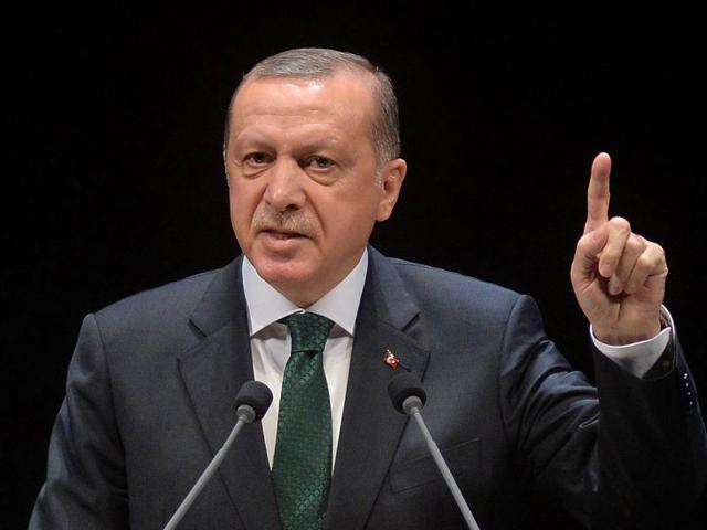 Erdogan has long desired US-style presidential powers