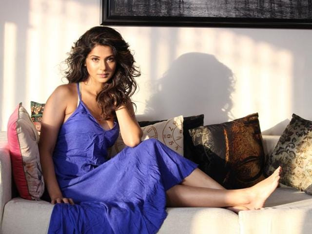 Actor  Jennifer Winget does not wish to talk about her Bollywood debut.