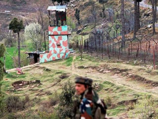 Pakistan has stepped up firing and shelling on Indian posts and villages since India's September 28 surgical strikes on terror launchpads across the LoC.