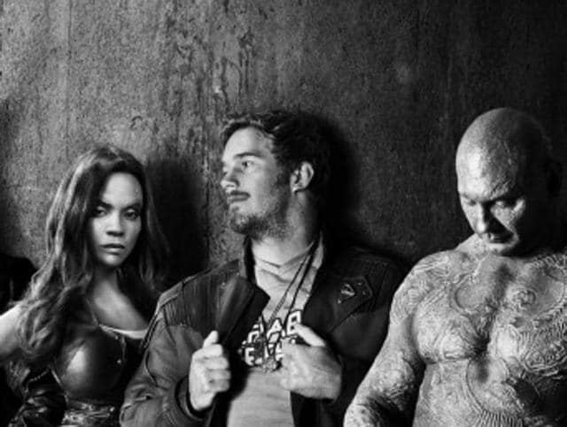 Guardians of the Galaxy Vol 2 is scheduled for a May 5, 2017.