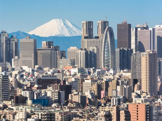 Topping the list is Tokyo, a bustling, Asian metropolis that offers a dynamic mix of neon-lit skyscrapers and temples.