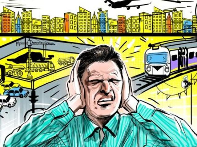 Studies have shown that in addition to hearing impairment, long-term exposure to traffic noise can impact a person's sleep cycle, lead to high blood pressure, irregularity of heart rhythm, stress, irritability and reduces productivity.