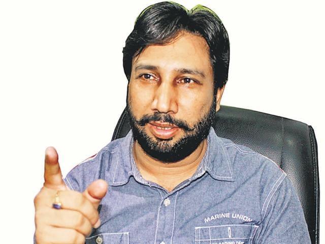 Parneet Singh,AAP,NRI husbands