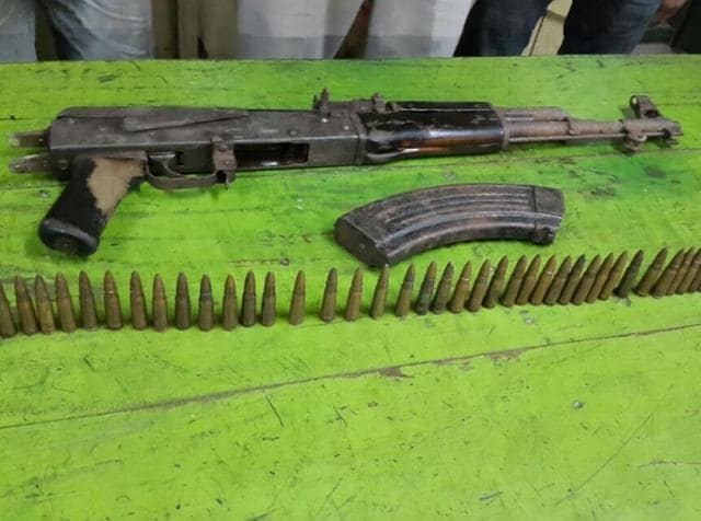 This is the first time such a sophisticated weapon was seized from alleged wildlife poachers and smugglers from North Bengal, where poaching of wildlife and smuggling of animal parts are rampant.