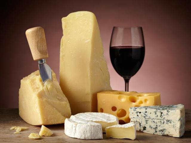 Wine,Cheese,Wine and Cheese