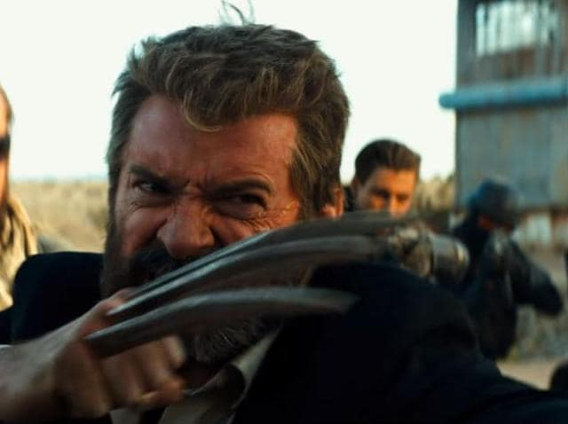Logan,Trailer,Hugh Jackman