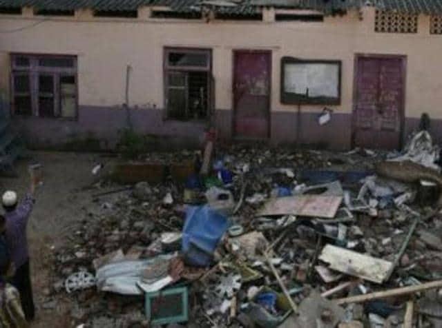Shiv Sena,Behrampada building collapse,BJP