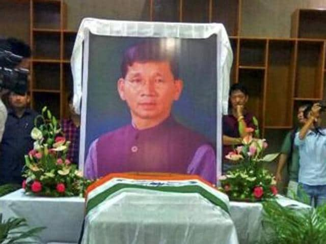 Arunachal Pradesh,Kalikho Pul,Kalikho Pul's death