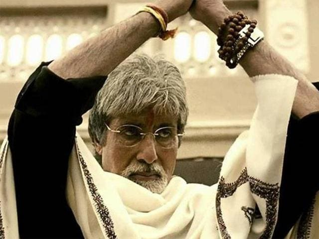 Amitabh Bachchan will reprise his role of Subhash Nagre in Sarkar 3.