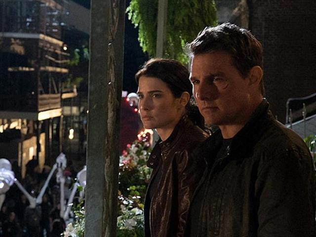 Jack Reacher,Tom Cruise,Jack Reacher Never Go back