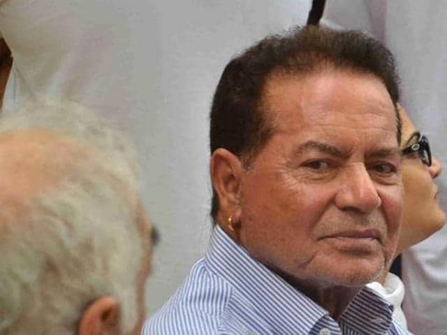 Salim Khan is known for his secular views on twitter.