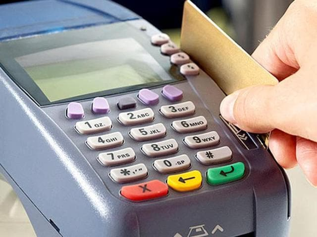 The finance ministry on Thursday said debit cards are 'completely safe' and there is no need to panic.