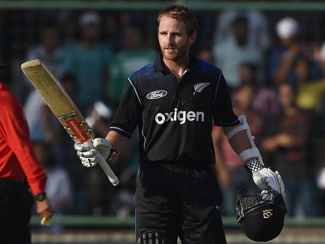Kane Williamson,India vs New Zealand,Delhi ODI