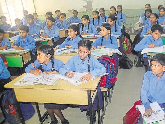 examination,no-fail policy,class 8