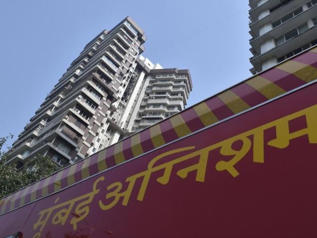 The fire officials said compliance on part of housing societies and lack of follow-up from the BMC's end contributed to the dismal numbers