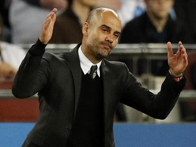 Pep Guardiola,Champions League,Manchester City