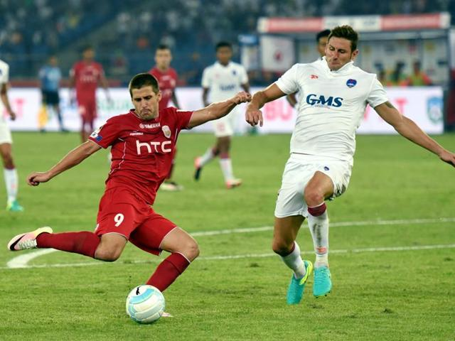 NorthEast United have led the standings since their opening day win over Kerala Blasters FC.