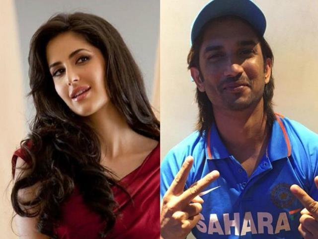 Katrina Kaif,Sushant Singh Rajput,Half Girlfriend