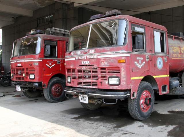 Thane fire brigade,Shil Phata,fire stations