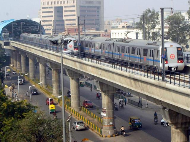 The Pink Line with 38 metro stations is the most significant corridor of the entire Delhi metro network as it has been laid like a ring touching all parts of Delhi.