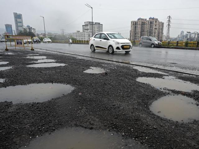 BMC,road repairs,contractors