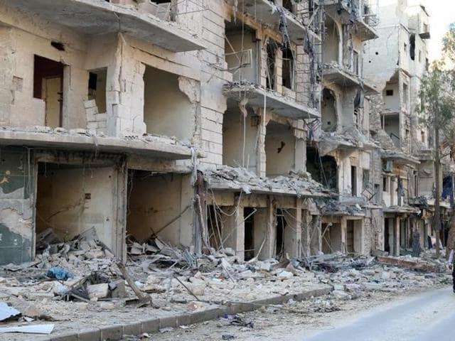 Aleppo,Syria,Ceasefire in Aleppo