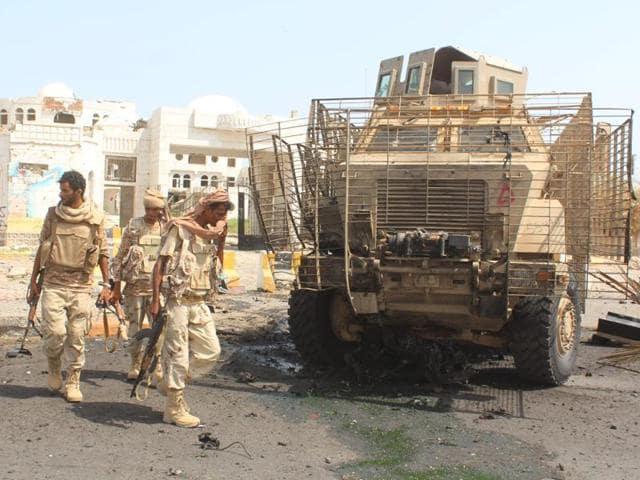 Aden,Yemen,Ceasefire