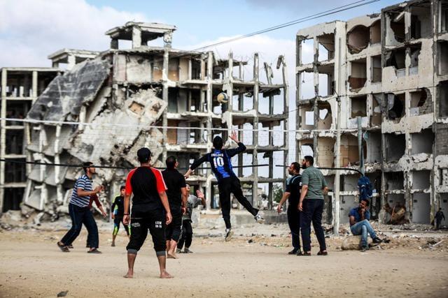 Palestine,Gaza,Art