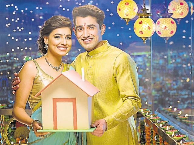 Homebuyers are shifting focus to ready-to-move homes from under-construction properties this festive season.