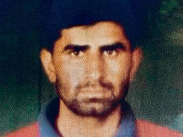 Surinder Geong of Kaithal district has been missing since May 23 after he got out on parole from Jhajjar jail.