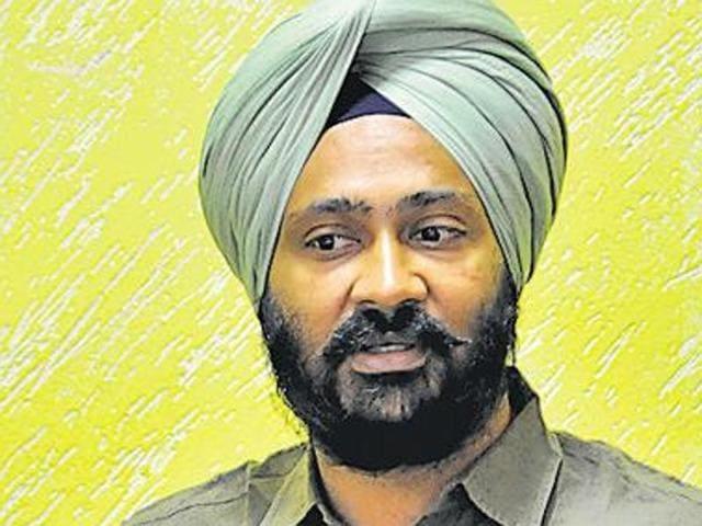 Punjab finance minister Parminder Singh Dhindsa.