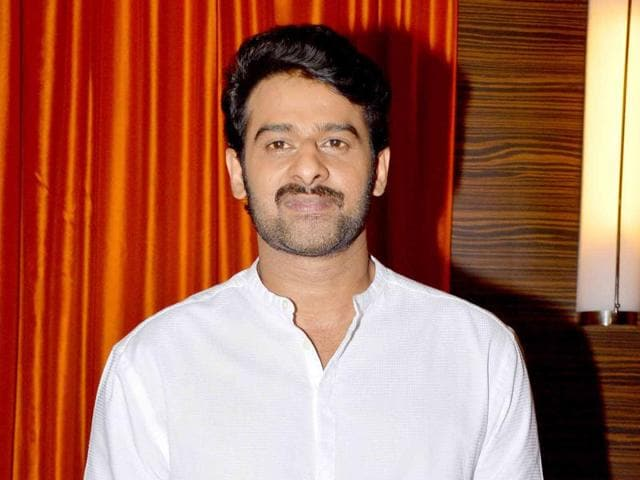 Actor Prabas will  treat his fans with a sneak peak of the second part of Baahubali.