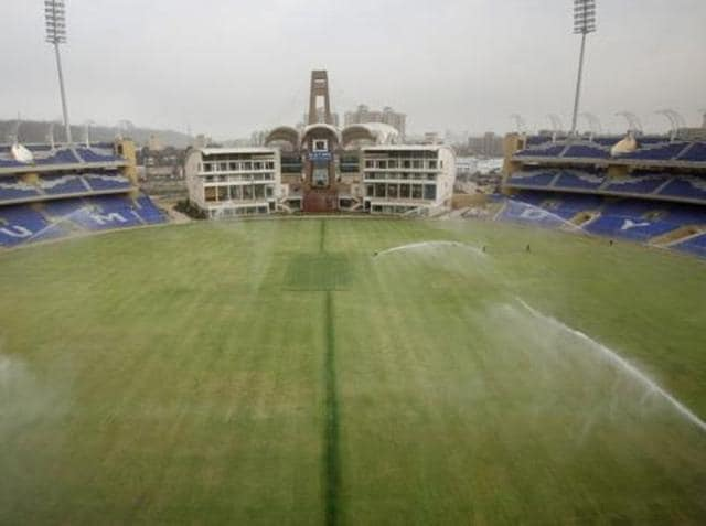 DY Patil Stadium thus becomes the second stadium to get the green light from the Fifa delegation after Kochi's Jawarharlal Nehru International Stadium.
