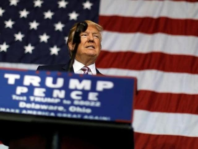 Donald Trump,US elections,US presidential polls