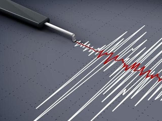 According to the National Centre for Seismology, the quake occurred at 6:34 PM at a depth of 10 km.
