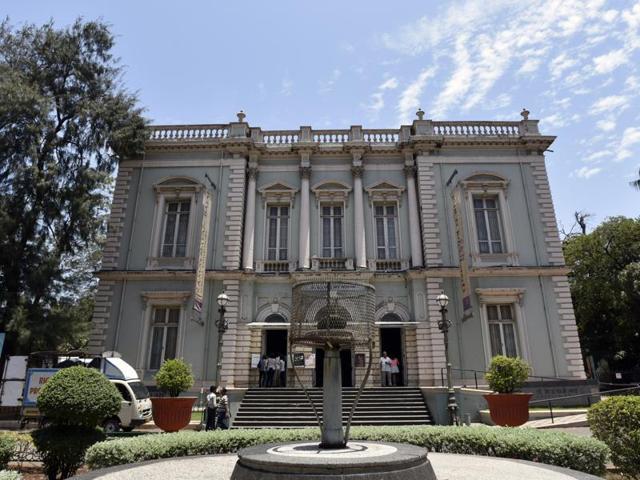 Bhau Daji lad museum,BMC,Museum