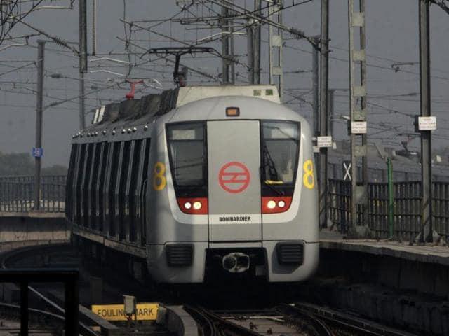 Delhi Metro,Heritage Line,ITO