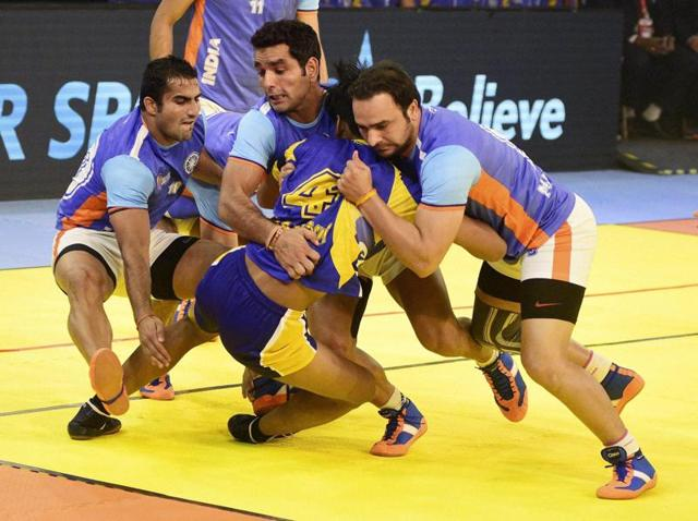 India will face Iran, who ended Korea's unbeaten run in the tournament.