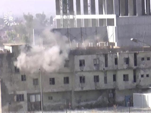 Islamic State,Mosul,IS attack Kirkuk
