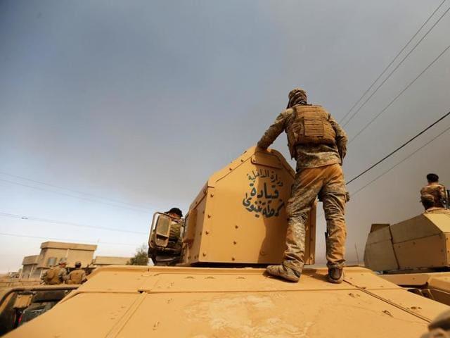 US military,Iraq,Mosul