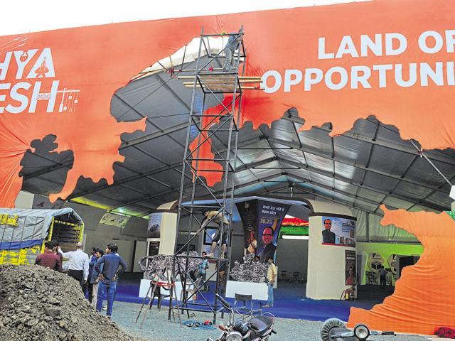 tourist flow in Madhya Pradesh